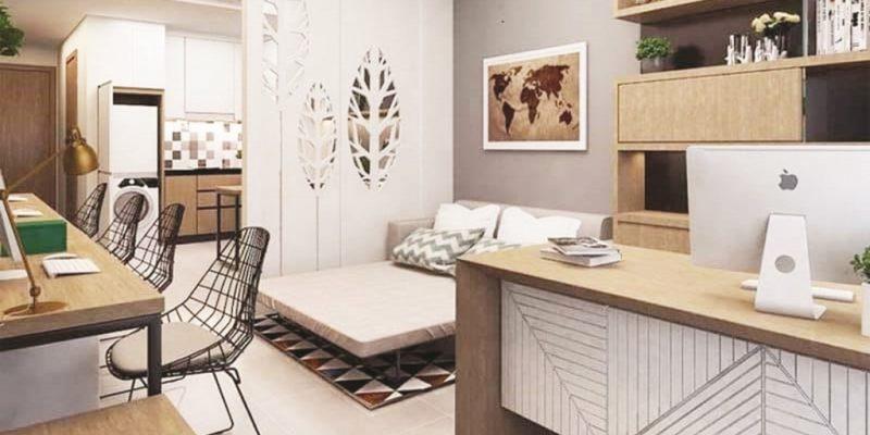 Officetel - căn hộ văn phòng Hinode Royal Park Hà Nội