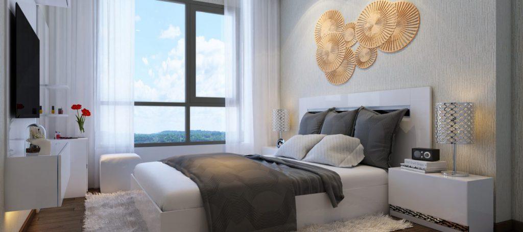 Phối cảnh căn hộ 3 ngủ, chung cư Hinode Royal Park Hà Nội